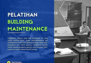 Pelatihan Building Maintenance