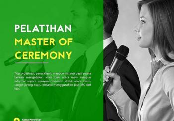 Pelatihan Master Of Ceremony